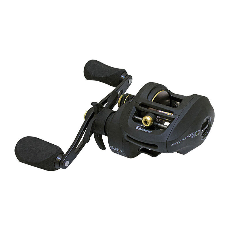Quantum Smoke HD PT Baitcast  Reel 7.3 1 Right Hand SHD200HPT  order now enjoy big discount