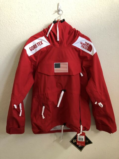5897552c6 Supreme SS17 The North Face Trans Antarctica Expedition Pullover Red