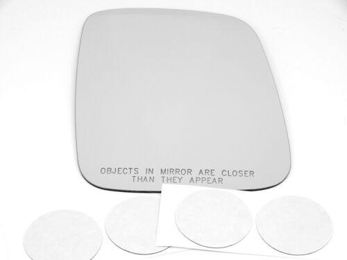 Glass Lens Fits 92-03 VW Eurovan Right Pass Convex Mirror w//Adhesive USA