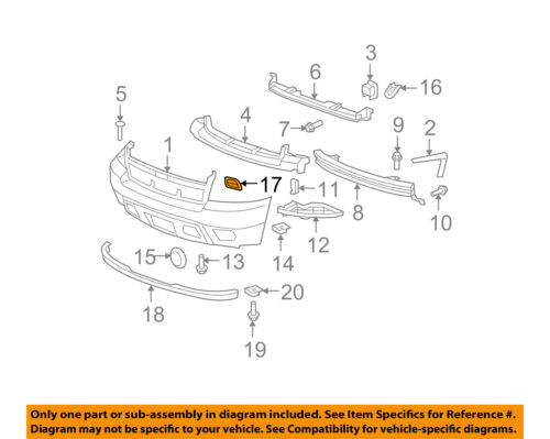 2007-2014 TAHOE SUBURBAN AVALANCHE TOW HOOK COVER RIGHT NEW GM # 15893977