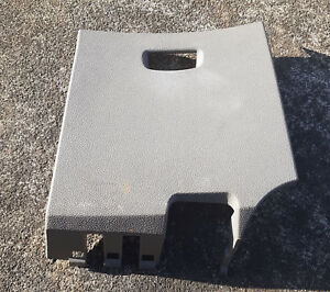 ford ba falcon xt fairmont dash fuse box cover lid panel stone 2012 Ford Falcon ford falcon xt fuse box