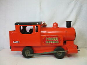Rare Tri-Ang Pioneer Express Metal Train Engine Made In England