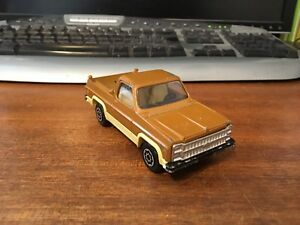 Majorette-1-36-Scale-Chevvy-Blazer-Pick-up-Truck