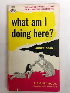 Abner Deans Naked People: A Selection of Drawings from