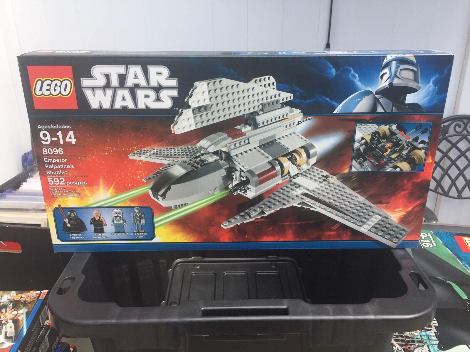 Estrella  guerras Lego 8096  punto vendita