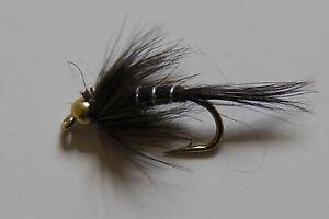 GOLDHEAD DIAWL BACH NYMPH Wet Trout Fishing Flies various options