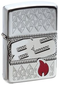Zippo-29442-85th-Anniversary-2017-Collectible-Of-The-Year-Armor-Lighter-29442