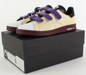 cec6aac6e8a47 Details about Adidas Raf Simons Stan Smith Comfort Mist/Sun/Black SZ.7  BB2679