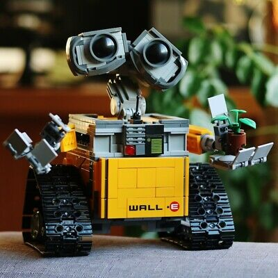 Remote Control Wall E Robot New Lego Building Block Gift Games Figure Action Toy
