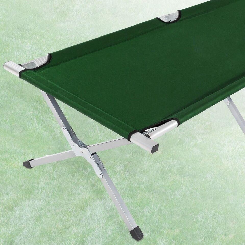 Feltseng i aluminium grøn