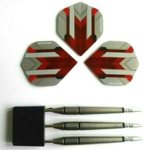 optional extra spinning tops also available Integrated Stem Tungsten Darts 24g