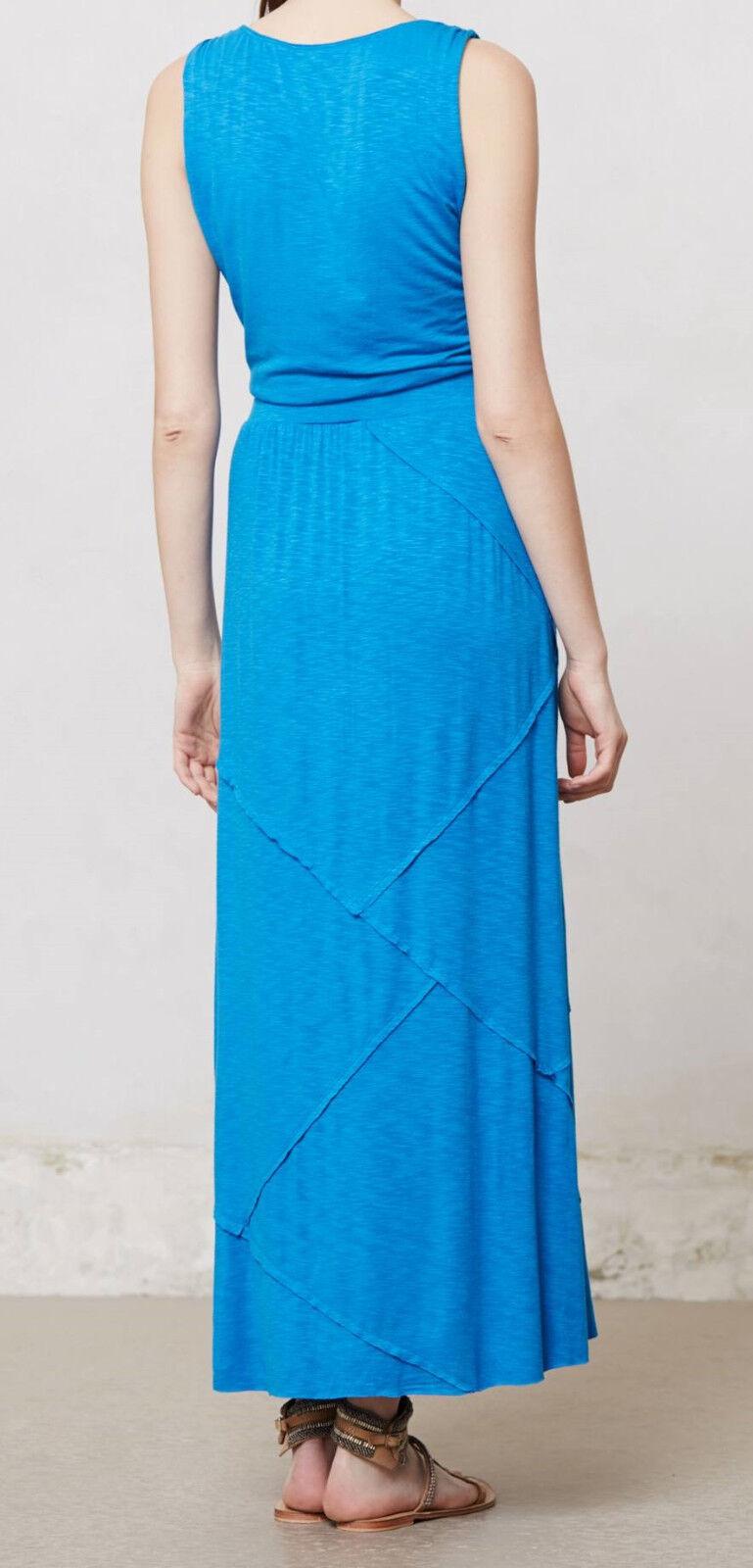 T-Shirt by Dolan Dolan Dolan Sapphire Day Maxi Dress Sizes M, L blueee NW ANTHROPOLOGIE Tag 442fa5