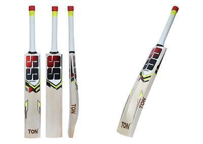Ss Ton Professional Player Grade English Willow Cricket Bat Au Stock Free Ship Ebay