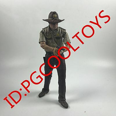 Mcfarlane The Walking Dead AMC TV Series 7 Exclusive Rick Grimes Action Figure
