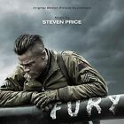 Fury [Original Motion Picture Soundtrack] (CD, Oct-2014, Concord)