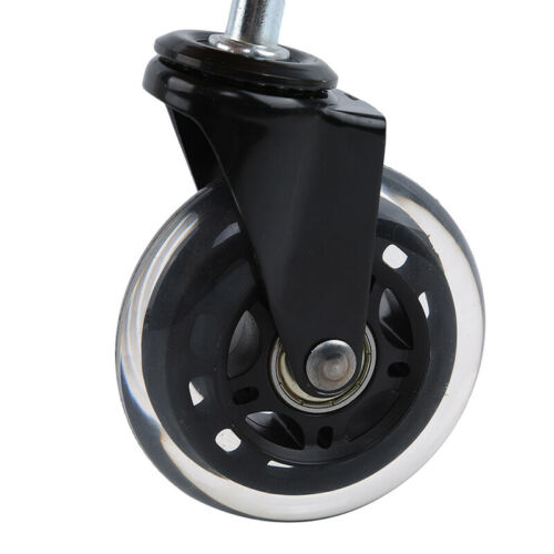 Office Chair Caster Wheels Castor Wheel Rotatable Swivel Furniture Casters 1Pc