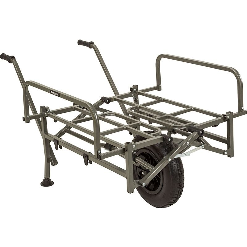Chub Outkast Easy Folding Trolley Barrow Trolley Folding Transportwagen faltbar einer der Besten 2b5689