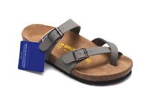 5067a61a391 Birkenstock MAYARI Women`s Buckle Toe Strap Summer Sandals Birko Flor  Regular