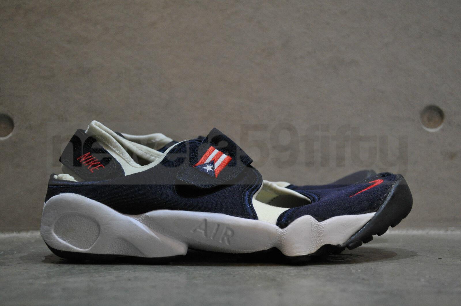 Nike Rift Puerto Rico AirBlanco Obsidiana Varsity Varsity Varsity rojo bef45c