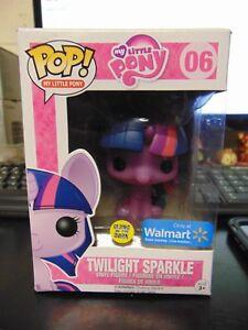 e2ff2b4e4d3 Funko Pop My Little Pony Twilight Sparkle Walmart Exclusive Read Details