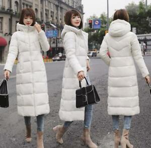 Large-Size-Womens-Long-Parka-Coat-Hooded-Down-Cotton-Puffer-Thicken-Jacket-A1