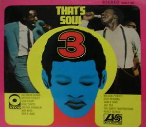 1-LP-That-039-s-Soul-3-LP-Vinyl