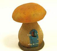 Fiddlehead Fairy Garden Village Mushroom Outhouse Privy 16445