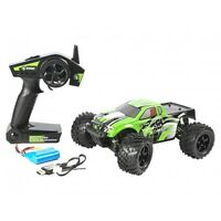 Rage Rc R18mt 1/18 Monster Truck Green Rtr on sale