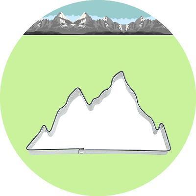 """Ausstecher/ausstechform """"heidi/berge"""" Alpen Gebirge Moderater Preis Berg"""