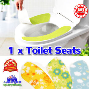 1-x-New-Bathroom-Warmer-Toilet-Seat-Cover-Pad-Washable-Soft-Cloth-Closestool