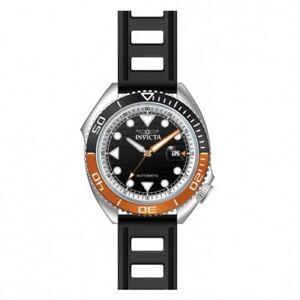 Orologio Invicta Pro Diver Automatic gomma nero / orange - 46 mm 30423
