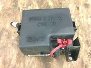 2005 dodge stratus fuse box ( P05087249AB ) 2.4L 2004-2006 | eBayeBay