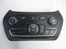 OEM 2014-2015 JEEP CHEROKEE CENTER STACK AC A/C CLIMATE HEAT TEMP CONTROL