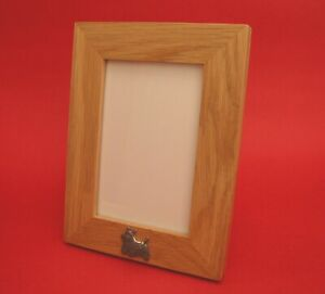 West Highland Terrier Dog Motif 4 x 6 Picture Frame