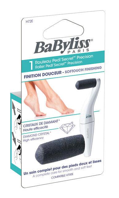 Babyliss H72E Pedi Secret Precision Softtouch Rouleau de Rechange pour Callus
