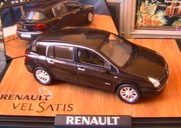RENAULT VELSATIS 3.5 V6 INITIALE 2005 PHASE 2 MARRON GLACE NOREV 7711237306 1 43