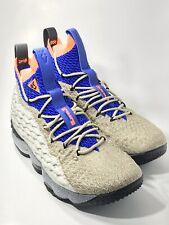 promo code fae5e 6ccf8 item 5 Nike Lebron XV KSA Mowabb SIZE 11 AR4831 900 ACG Blue Orange Grey  James QS PE -Nike Lebron XV KSA Mowabb SIZE 11 AR4831 900 ACG Blue Orange  Grey ...