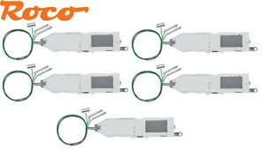 Roco-H0-42624-S-ROCO-LINE-Digital-Weichenantrieb-5-Stueck-NEU-OVP