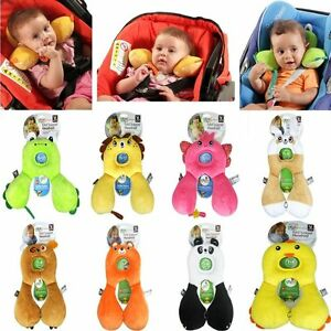 Image Is Loading Baby Kids Child Head Neck Cushion Support Pillow