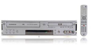 Daewoo DF-7100  DVD & VHS Recorder Kombination Kombigerät VHS Digitalisierung