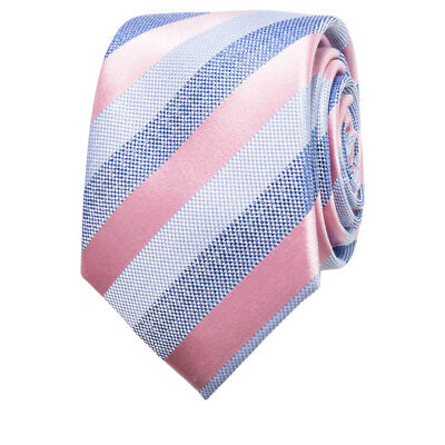 NEW Jeff Banks Tie Pink