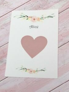 Details About Will You Be My Bridesmaid Proposal Card Scratch Sticker Choose Your Wording
