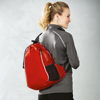 Ogio Endurance Sonic Pack Gym Bag Athletes Sports Team Back Pack Lightweight New