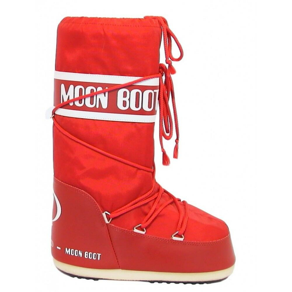 Moon Boot NYLON red red mod. 1400-003