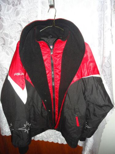 Polaris Rød Sort Kvinder Mobile Large Størrelse Frakke Snow EaqxxZ6