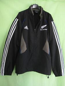 Détails sur Veste Adidas All Blacks Noire clima365 Rugby Jacket Homme vintage 192