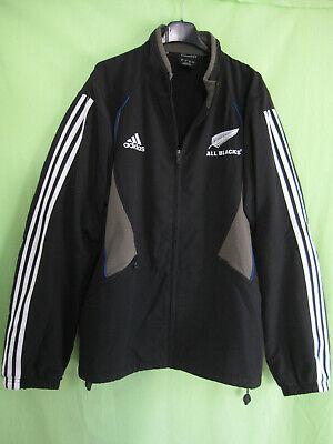 Veste Adidas All Blacks Noire clima365 Rugby Jacket Homme vintage 192 | eBay