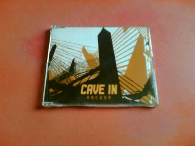 CAVE IN Anchor Rare 1 Track CD! Converge