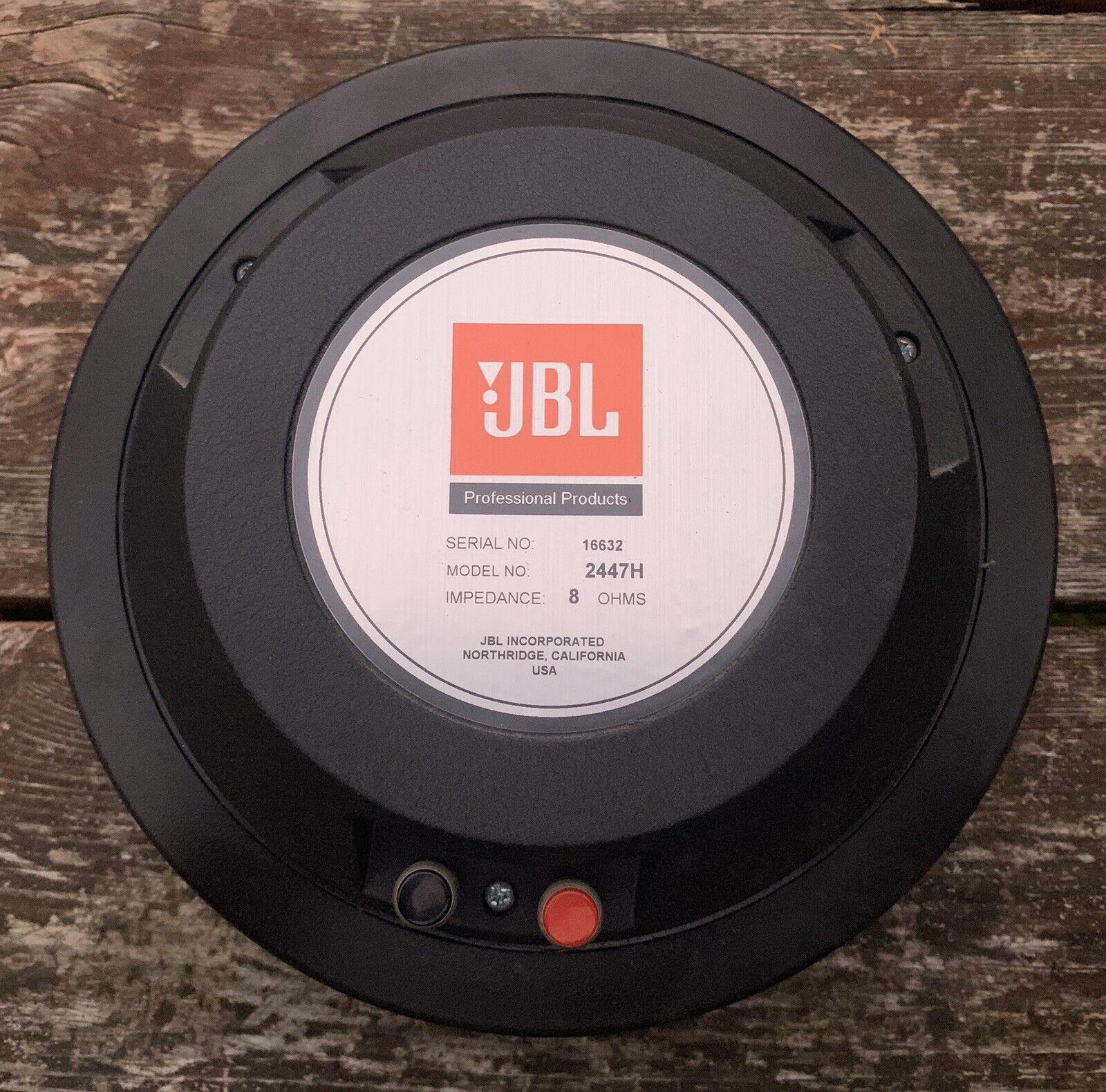 JBL 2447H 2  Compression Driver