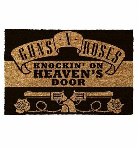 Official Guns N/' Roses Knockin/' On Heaven/'s Door Door Mat